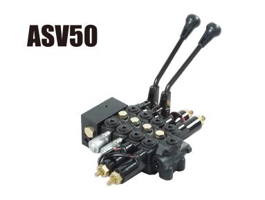 油圧機器制御ASV50