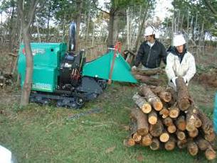 北越林業株式会社様