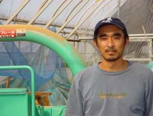 農業法人 耕精 鈴木 孝尚様(36歳)
