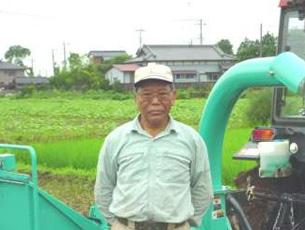 「田中造園」 代表 田中 伊太郎様(60歳)