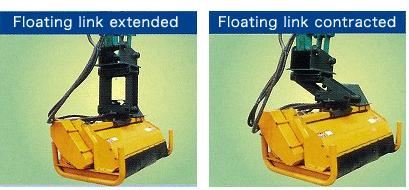 Floating link